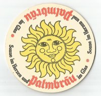 beer mat ger 1972 palmbraeu gold medal for germanys m4 at og munich reverse