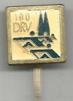 Pin GER 1983 Deutscher Ruderverband centenary celebration at Cologne