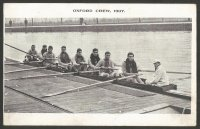 PC GBR 1907 The Oxford crew II