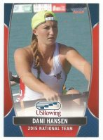 CC USA 2015 Dani Hansen US ROWING national team