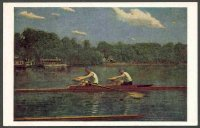 pc usa painting t. eakins 1844 1916 the biglin brothers racing