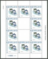 stamp ned 2010 ms active sporten roeien with 2x mascot og beijing personalized stamp for letters up to 20 g
