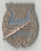 Badge AUT 1948 Woerthersee Sportfeste