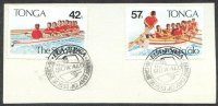 pm tga 1991 oct. 29th eua island the siuaalo regatta fdc pm