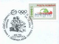 pm rom 2004 oct. 4th cluj napoca og athens gold medal for w2 rom drawing of g. damian v. susanu in w2