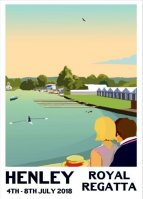 Poster GBR 2018 Henley Royal Regatta