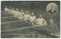 pc bel 1909 royal cn royal sn de gand 8 winner at henley