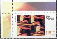 stamp ger 1998 febr. 5th wrc cologne mi 1970