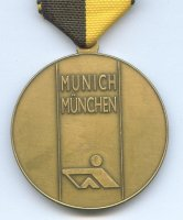 medal ger 1998 25th fisa world masters regatta munich