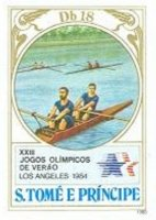 Stamp STP 1983 Dec. 29th OG Los Angeles Mi 875 B