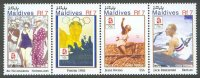 stamp mdv 2008 jan. 8th mi 4659 4662 og beijing strip of four values with jack beresford