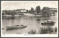 PC GBR London Thames Tradesmens RC founded 1896 boathouse