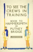 Poster GBR 1930 Underground To See the Crews in Training image on magnet