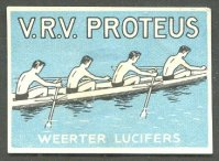 label ned v.r.v. proteus weerter lucifers drawing of 4