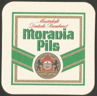 beer mat ger 1986 moravia pils rowing is fun der hamburger und germania rc 150th anniversary reverse
