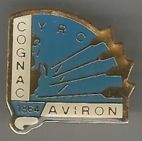 Pin FRA Cocnac Yacht Rowing Club founded 1864