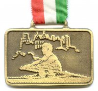 medal ger 1981 8th fisa veterans meeting regatta heidelberg reverse
