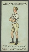 cc gbr 1902 wills s cigarettes  wingfield sculls   vanity fair  2nd series no. 48   mr. guy nickalls