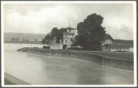 pc aut wiener rv donauhort 1940 photo of boathouse