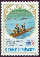 stamp stp 1983 dec. 29th og los angeles mi 875 a 2