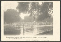 PC BEL 1909 Henley Royal Regatta Ghent 8 winning the Grand Challenge Cup PU 1909 July 12th