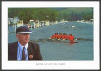 pc gbr the romance of henley series 1997 h 21 the regatta course and umpire