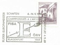 pm aut 1969 sept. 4th klagenfurt erc logo