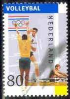 stamp ned 1992 febr. 4th og barcelona mi 1429