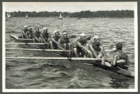 cc ger 1936 og berlin reemtsma band ii no. 112 photo of 8 ita training on the water