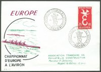 illustrated cover fra 1959 erc macon with pm