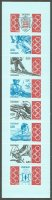 stamp mon 1993 sept. 20th ioc session mi 2133 2140 mh 8