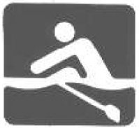 Olympic pictogram No. 4 used 1980 at OG Moscow