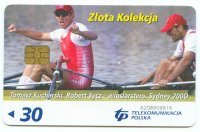 tc pol og sydney 2000 tomasz kucharski robert sycz winner of the lm2x event