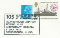 pm gbr 1974 july 6th scarborough rc 105 years anniversary regatta