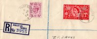 PM GBR 1953 July 1st Henley Mobile Post Office A 2