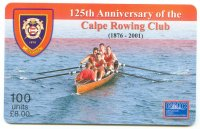 tc gib 125th anniversary of the calpe rc 1876 2001 reverse