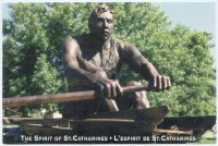 pc can 1999 wrc st. catherines the spirit of st. catherines sculpture