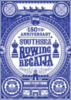 Poster GBR 2010 Sothsea RC 150th anniversary Southsea Regatta image on magnet