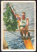 cc ger 1928 salem zigarettenfabrik serie 118 bild 3 pearce aus winner of the single sculls at og amsterdam