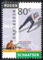 stamp ned 1992 febr. 4th og barcelona mi 1431