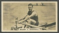 cc gbr 1926 lambert butler who s who in sport no. 17 major l. goodsell aus professional world pro sculling champion 1925 1927