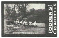 cc gbr 1902 ogdens cigarettes d series no. 71 cambridge university trial eights no. 2 crew
