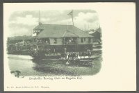 pc can brockville rc on regatta day undivided back pre 1905