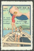 cinderella ita 1928 cattolica national championships aug. 15th