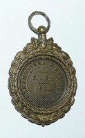 medal fisa 1934 erc lucerne coll. mm front