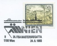 pm aut 1993 sept. 24th vienna 2 20th fisa masters regatta