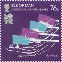 stamp gbr iom 2012 jan. 1st og london mi 1747