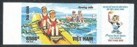 Stamp VIE 2016 imperforated 5th Asian Beach Games Da Nang