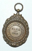 medal fisa 1933 erc budapest coll. mm front