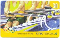 tc bra 2000 og sydney 4x in national colours olympic rings